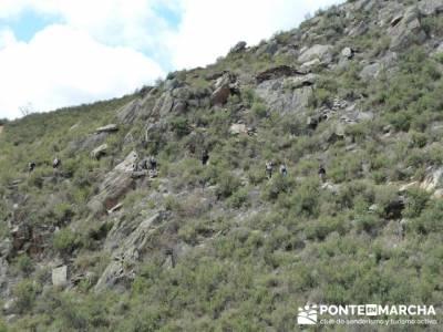 Senda Genaro - GR300 - Embalse de El Atazar - Patones de Abajo _ El Atazar; rutas por avila